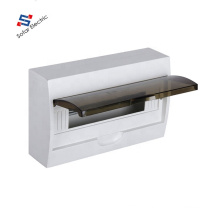 TSM Types of Surface Mounted 15 Way/15 Pole Plastic Electrical Distribution Box