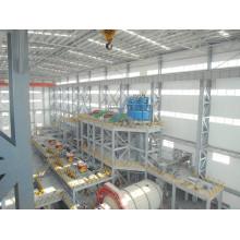 Heavy Steel Structure Industrial Workshop (KXD-SSW1459)