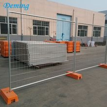 Factory Direct Galvanized Tijdelijke Fence Pricing