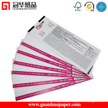High Quality Color Printing Customed Paper/Door Ticket