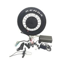 72v 5000w hub motor electric bike kit