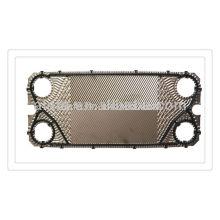 M10B plate and gasket ,refrigerator evaporator plate