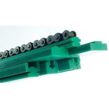 Machinery UHMW-PE Plastic Guide Rail / Slide Way