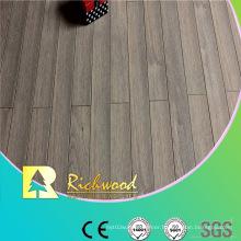Commercial 12.3mm AC4 Embossed Oak Waterproof Laminated Flooring