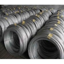 Fil en acier galvanisé à haute teneur en carbone