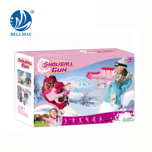 Outdoor Snow Ball Shooting Gun Ocean Ball Playing Gun Toy