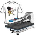 FREESUB Sublimation Custom Tees Máquina de prensa de calor