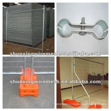 Temporary Portable Fencing
