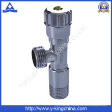 Высококачественный латунный угловой клапан для туалета (YD-5013)