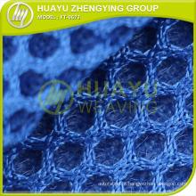 YT-0673 tecido de malha de ar de poliéster 3d