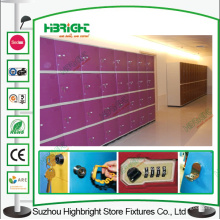 Material plástico del ABS de EUO-ambiente niños armario mueble