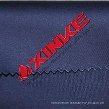 Tecido 100% algodão retardador de chama e antiestático para vestuário