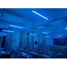 UVC LED стерилизатор воздуха, бактерицидная лампа с основанием