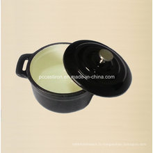 Pot de fonte en émail de casserole Pot Supplier from China
