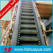 alta resistência ao desgaste resistente Ep / Nn Sidewall Rubber Belt