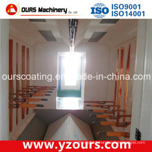 Advanced Paint Spraying Line with Auto Painting Machine