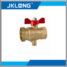 PN25 Brass Ball Valve Port Penuh