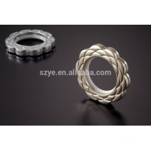 Home decor new design plastic curtain eyelets ring wholesale