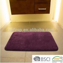 alfombrilla de baño lavable fabricante de porcelana de microfibra