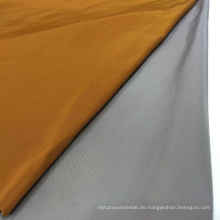 150d 100% Polyester Anti-Static Memory Twill Funktions-Gewebe