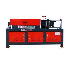 Máquina automática de enderezado y corte CNC