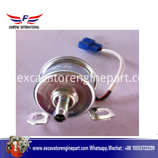 12v Electric Fuel Pump 119225 52102 For Yanmar