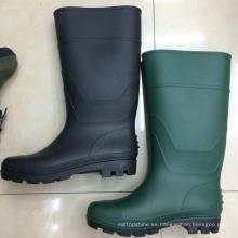 China Fábrica Industrial de PVC de lluvia de trabajo de seguridad Botas