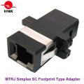 Оптический адаптер MTRJ Simplex Sc