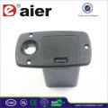 Daier con estuche para batería de 9v con soporte y soporte de batería de 9v