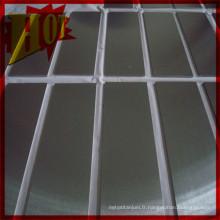 ASTM B381 Grade 2 plaque de forgeage en titane à vendre