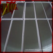 ASTM B381 Grade 2 Titanium Forging Plate for Sale