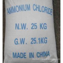 New Product 99.5% Chemical Fertilizer Ammonium Chloride