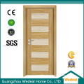 New Design Melamine Wooden Door for Interior with E1 (WDP2025)
