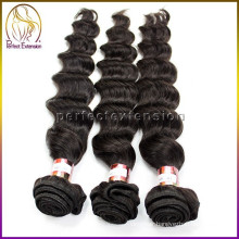 best sell natural color indian curl 100 unprocessed remy virgin peruvian hair