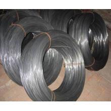 Alambre negro del hierro para la fabricación del clavo / materia prima para la fabricación de las grapas