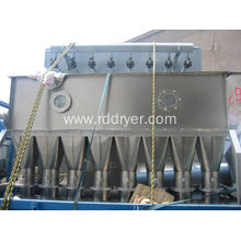 Inorganic Salt Vibrating Fluidized Bed Dryer