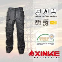 calça de segurança reflexiva, calças de alta visibilidade