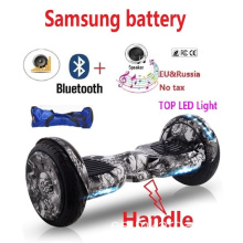 Hoverboard con Bluetooth Luces LED Luces grandes