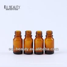 Pharmaceutical amber essential oil bottle 15ml