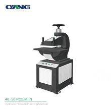Non Woven Hydraulic Hole Punching Machine, Wholesale t-shirt Bags Punching Machine Hydraulic