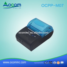 OCPP-M07 handheld receipt printers with Rechargeable Battery, bag optional