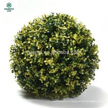 дешевые декоративные пластиковые самшита мяч для ceilling