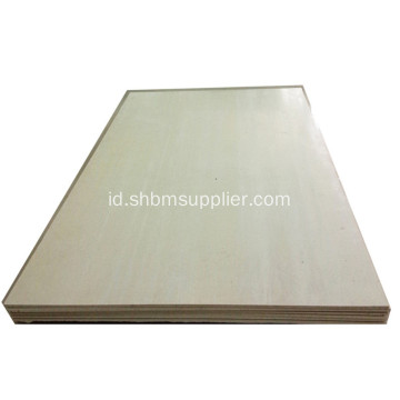 No-formaldehyde Fire-protection 8mm MgO Board tahan dingin