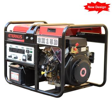Camping 10kVA Diesel Generator (SH8Z)