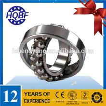 Miniature Self Aligning Ball Bearing Chrome Steel