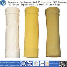 Bolsa de filtro de polvo Fms para planta de energía de carbón con muestra gratis