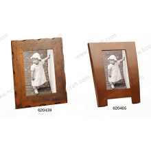 Arte de madera sólido del marco de la foto