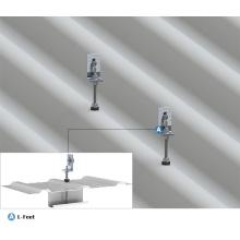 Solar Edelstahl Aufhänger Schraube