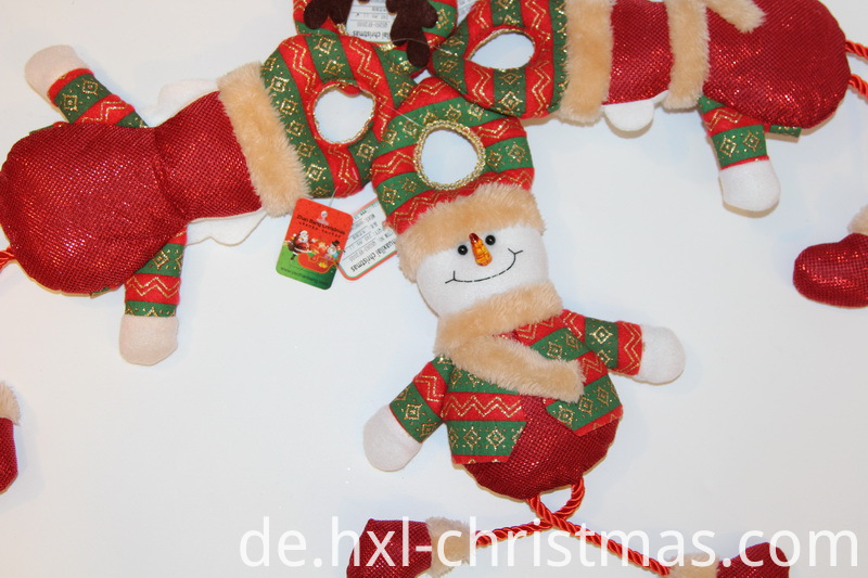 Santa Claus Christmas Ornaments