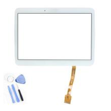 Reparación al por mayor de piezas de repuesto de pantalla táctil de cristal para Samsung Galaxy Tab 3 10.1 P5200 P5210